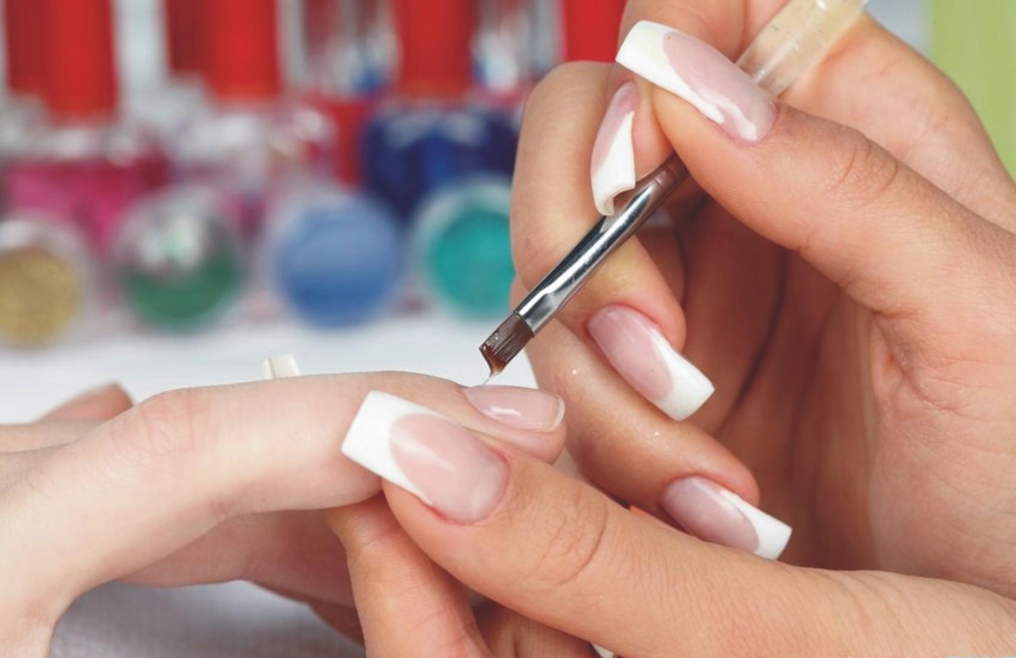 Моделирование ногтей гелем: все тонкости наращивания ногтей